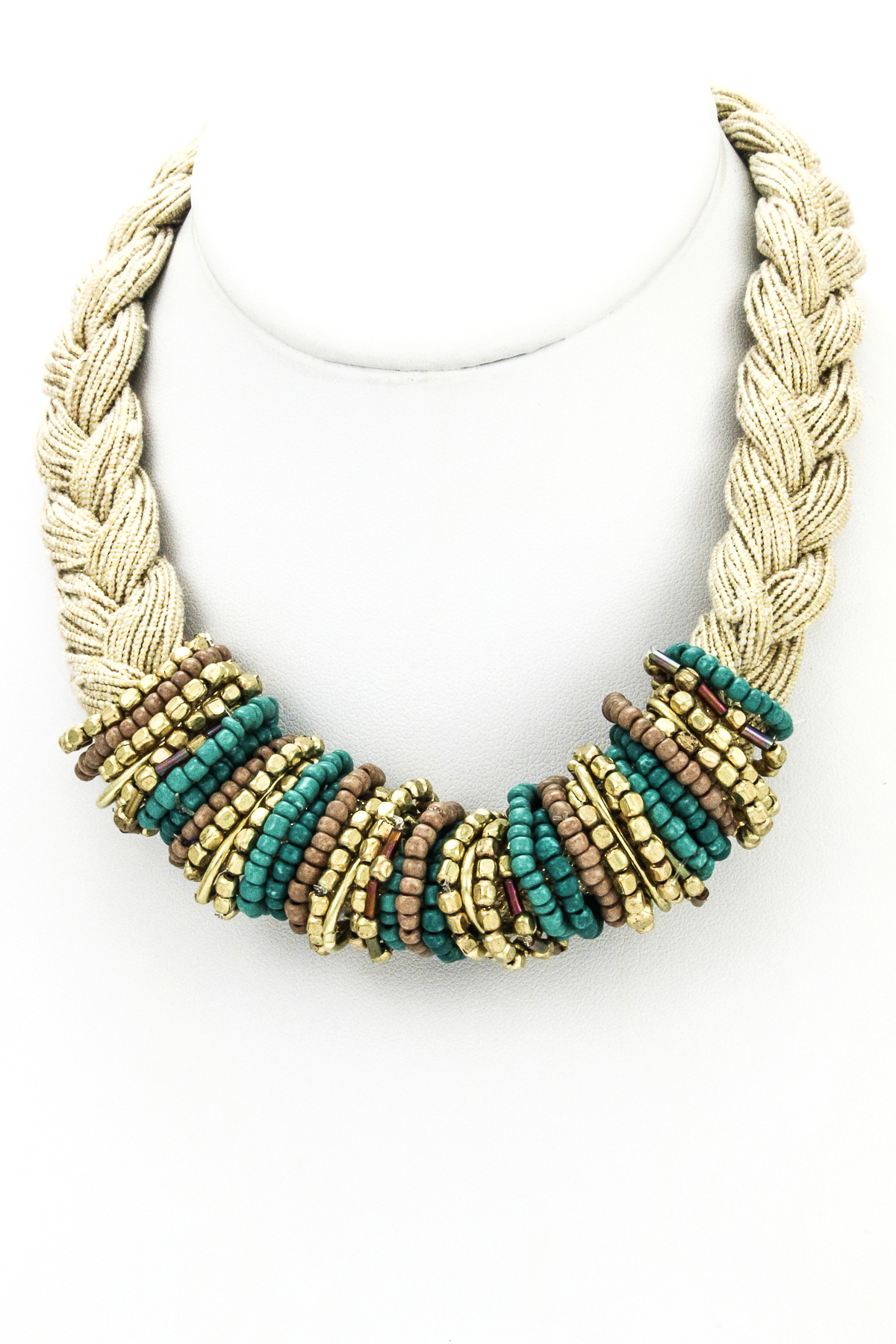 seed bead rings rope necklace necklaces