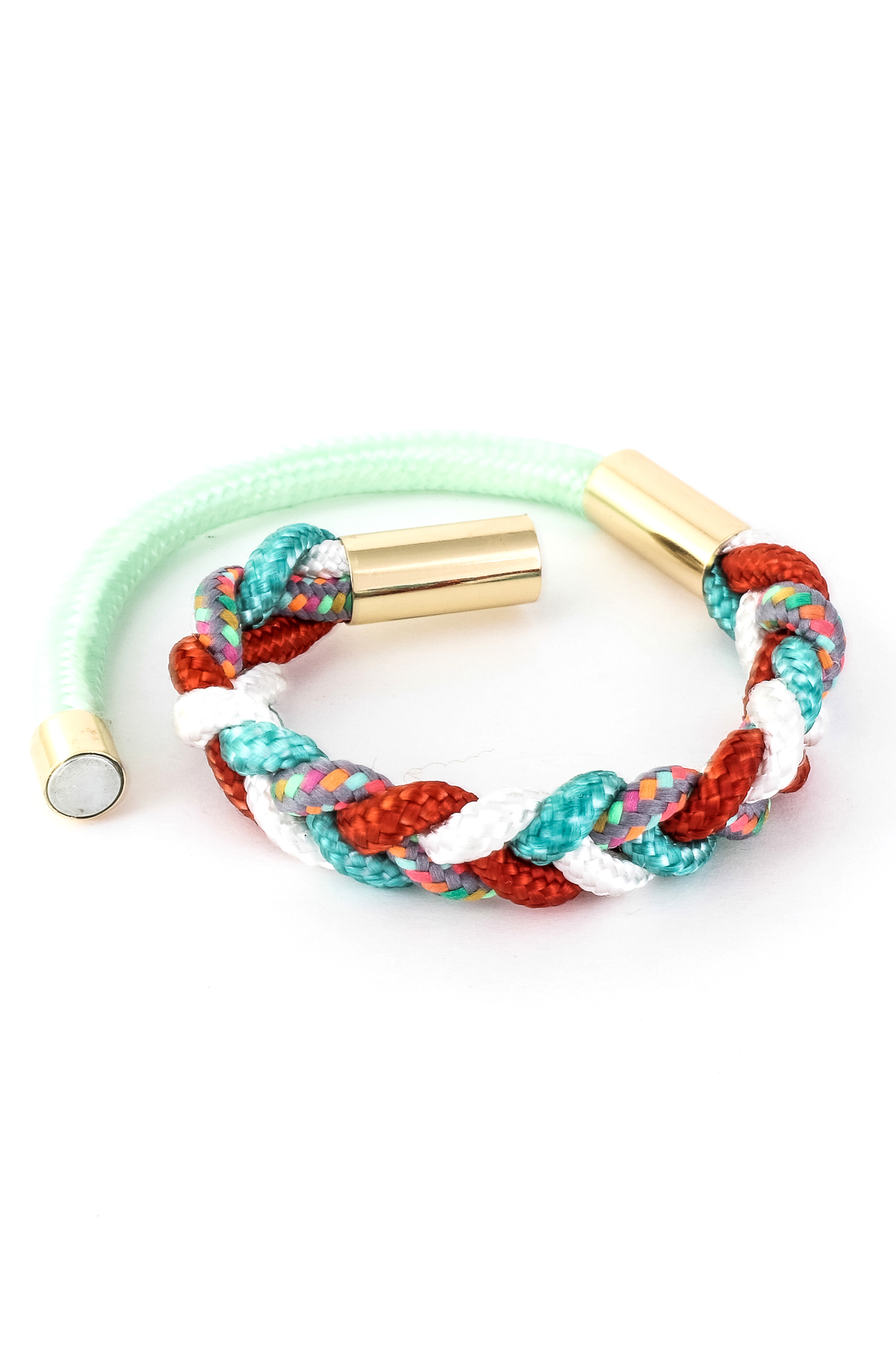 braided string bracelets - photo #13