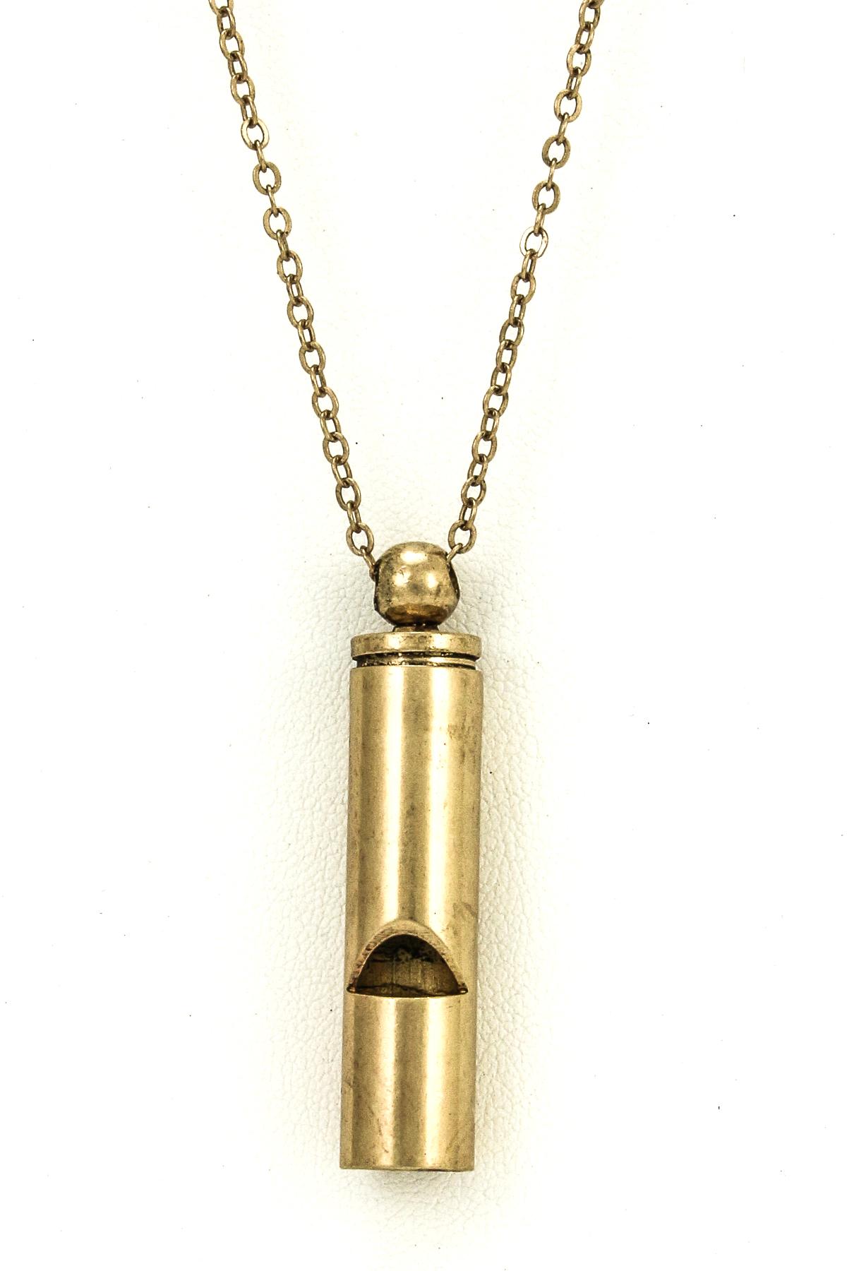 whistle pendant necklace set necklaces