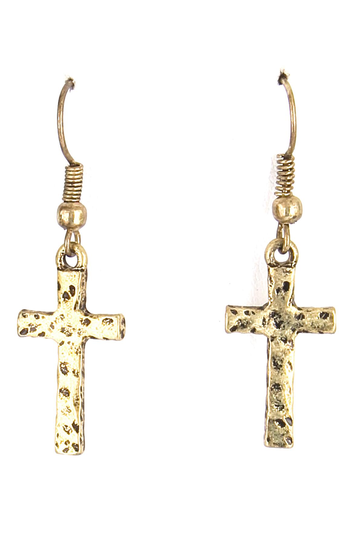 beaded suede cross necklace set necklaces