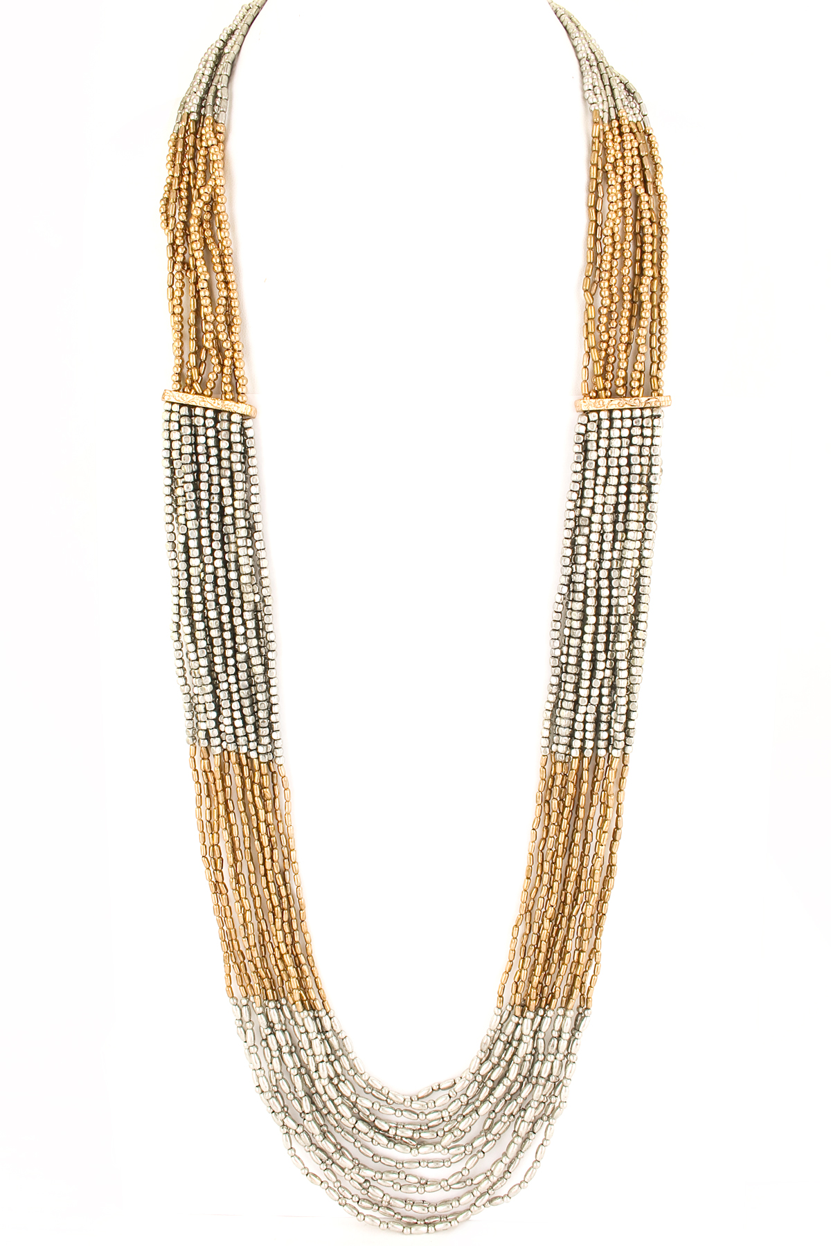 multi layer beaded necklace necklaces