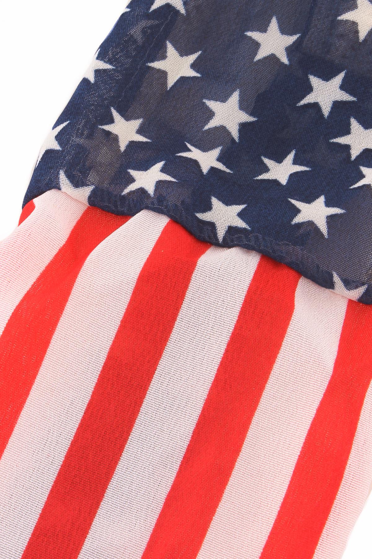 American Flag Headband - Hair Accessories