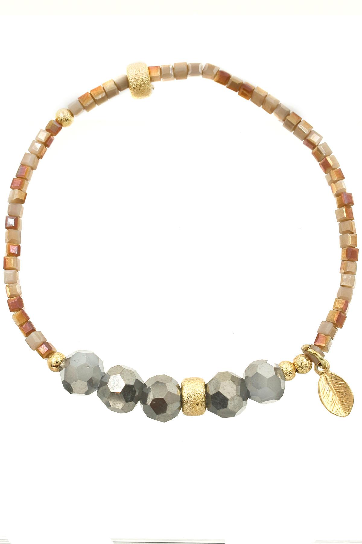 glass bead stretch bracelet bracelets