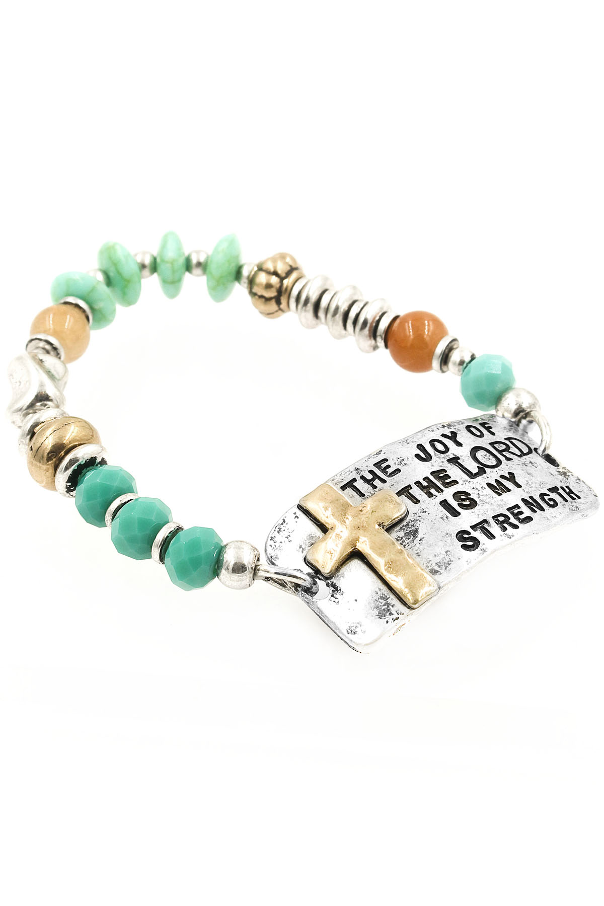 the of the lord is my strength bracelet bracelets