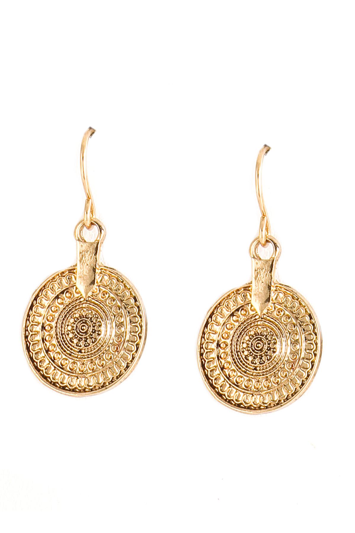 glass wood bead disc pendant necklace set necklaces