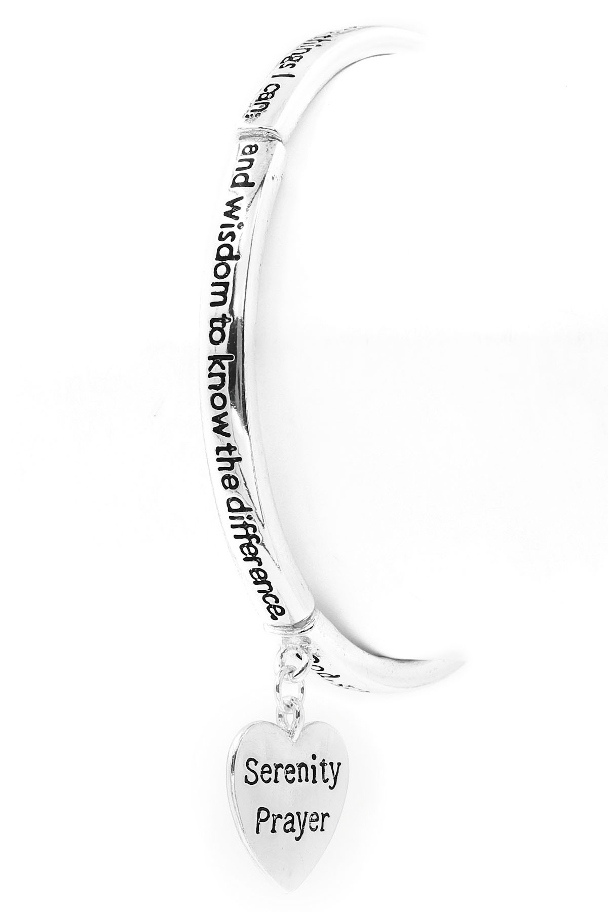 serenity symbol prayer tag view necklace blackspandaa front jewelry double black alcoholics dog aa pairmildogs anonymous