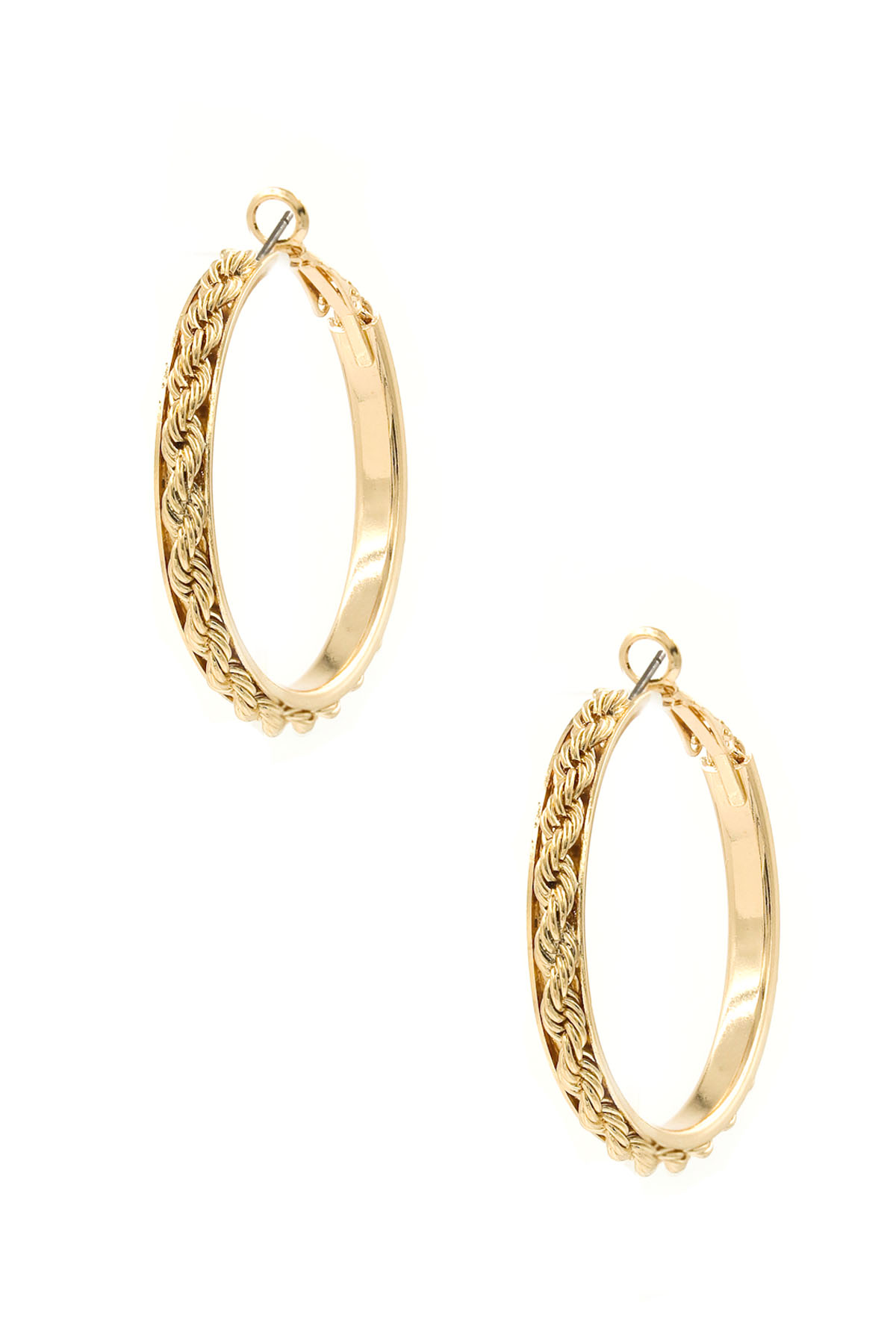 Find great deals on eBay for metal hoop earrings. Shop with confidence.