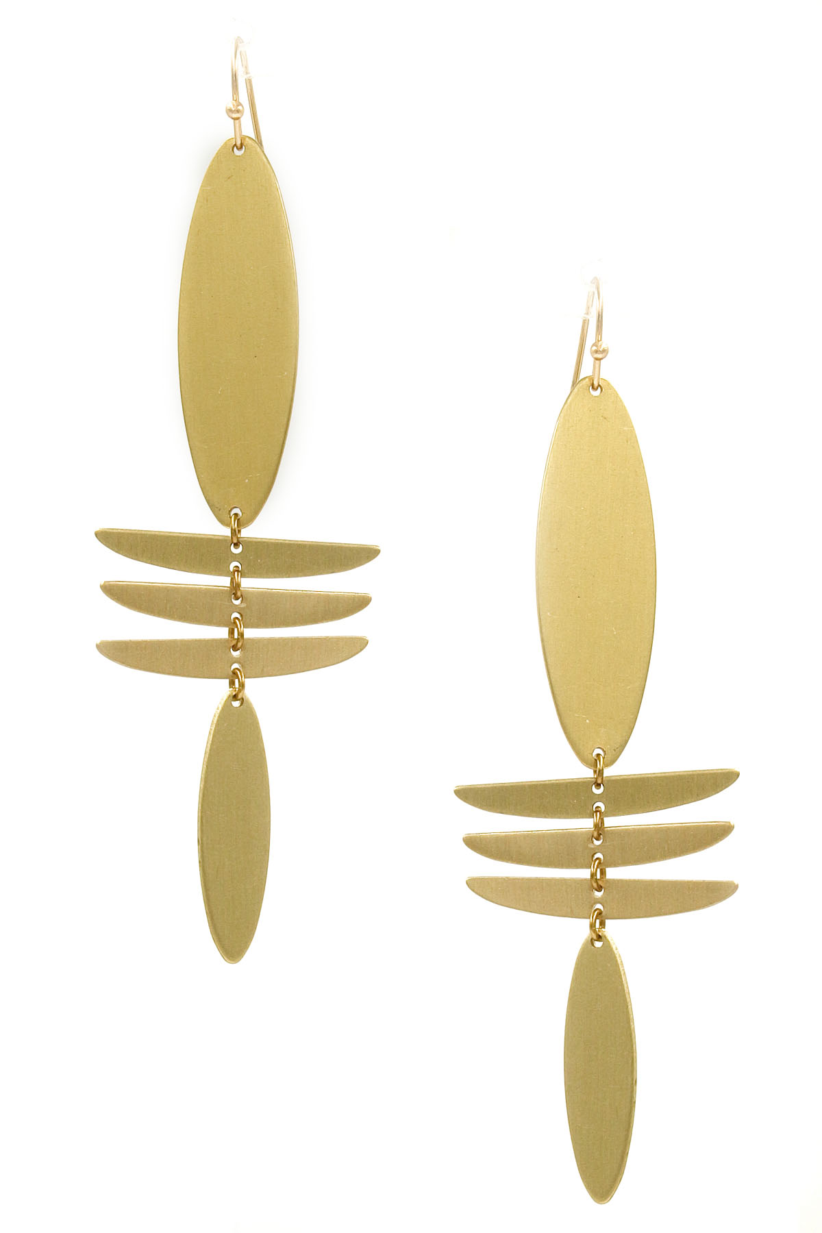 mia products gold faith earrings matte elliott image