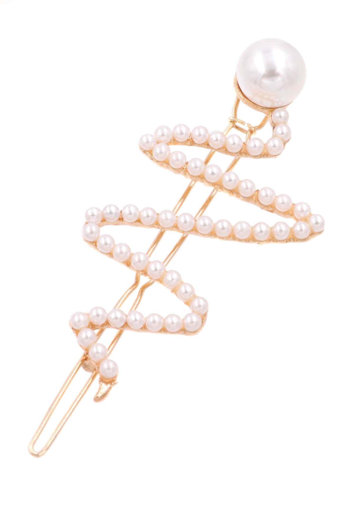 Heart Beat Hair Pin - Hair Accessories